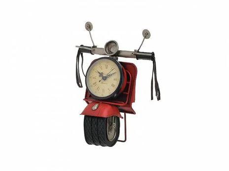 Часы настольные - модель мото