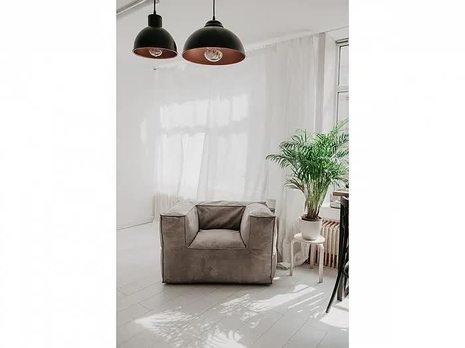 Кресло Flat Velur