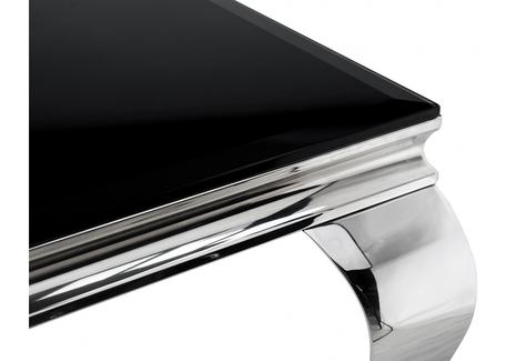 Стол Sondal 160 см черный