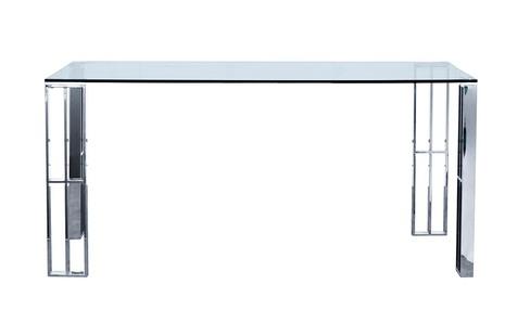 Стол обеденный металлический GY-DT06SS