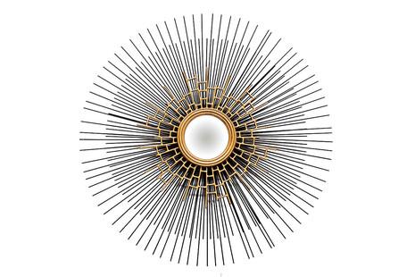 Зеркало декоративное настенное 19-OA-5656-1