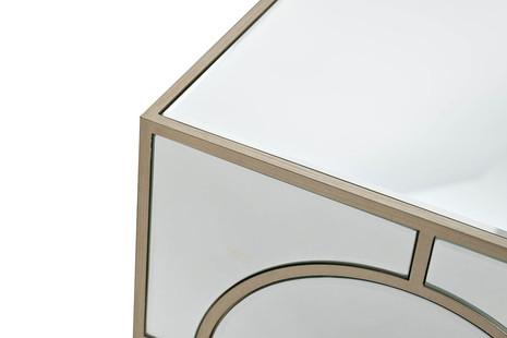 Тумба зеркальная KFG043
