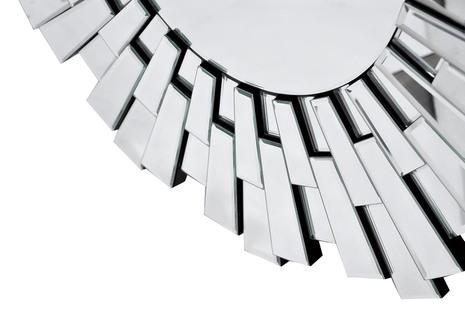 Зеркало декоративное круглое 50SX-4068